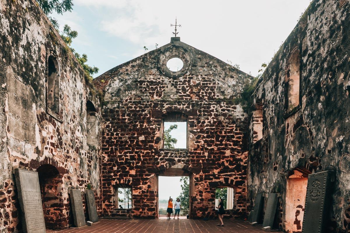 St. Pauls Hill Melaka