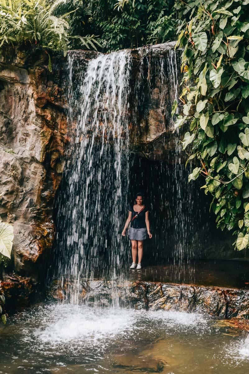 Botanische Gärten Singapur