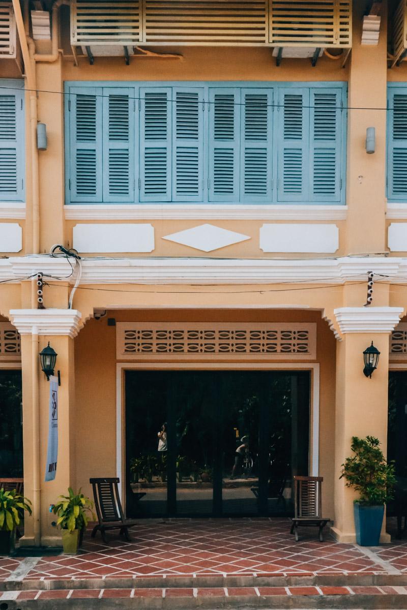 Hoteltipp Kampot