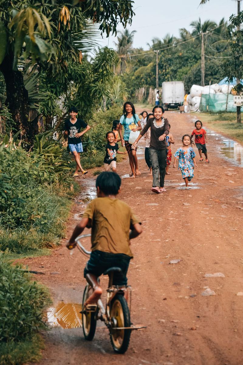 Kampot Kinder
