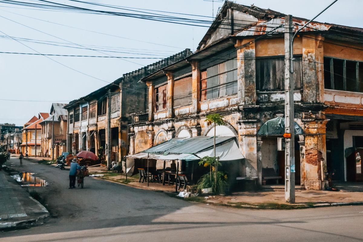 Kampot Sehenswürdigkeiten