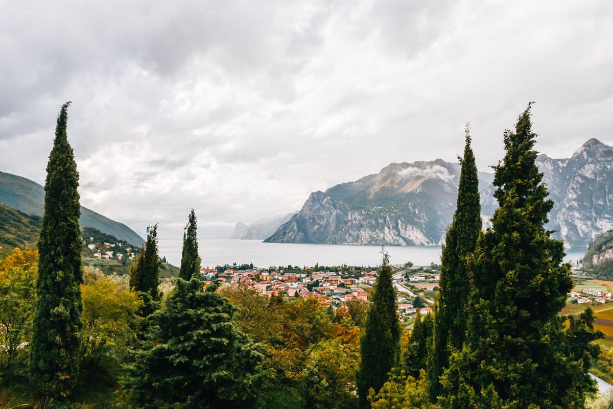 Monte Velo Gardasee