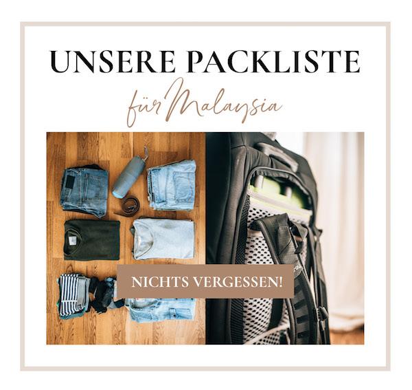 Packliste Malaysia