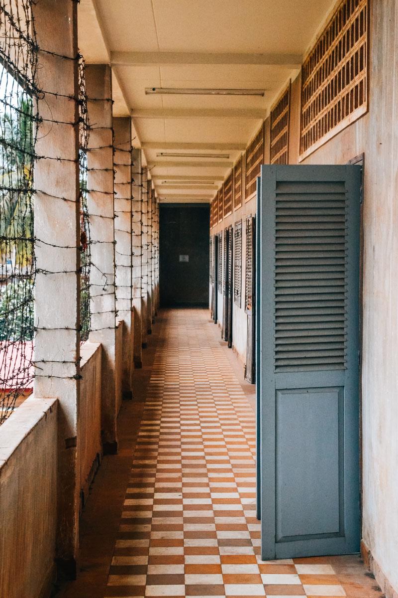 Phnom Penh Genozid Museum
