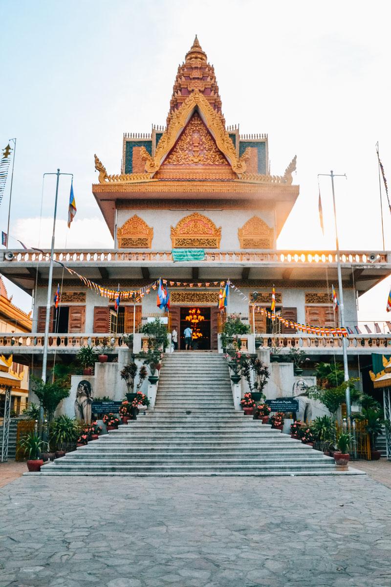 Phnom Penh Sehenswürdigkeiten