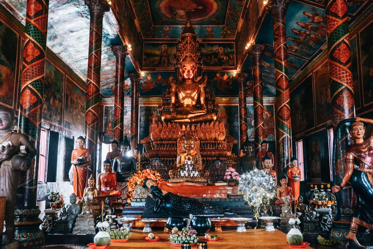 Phnom Penh Tempel Tipps