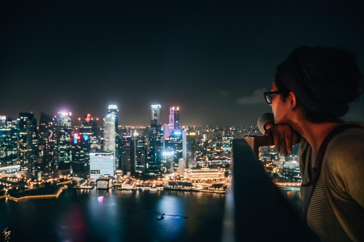 Singapur Skybar