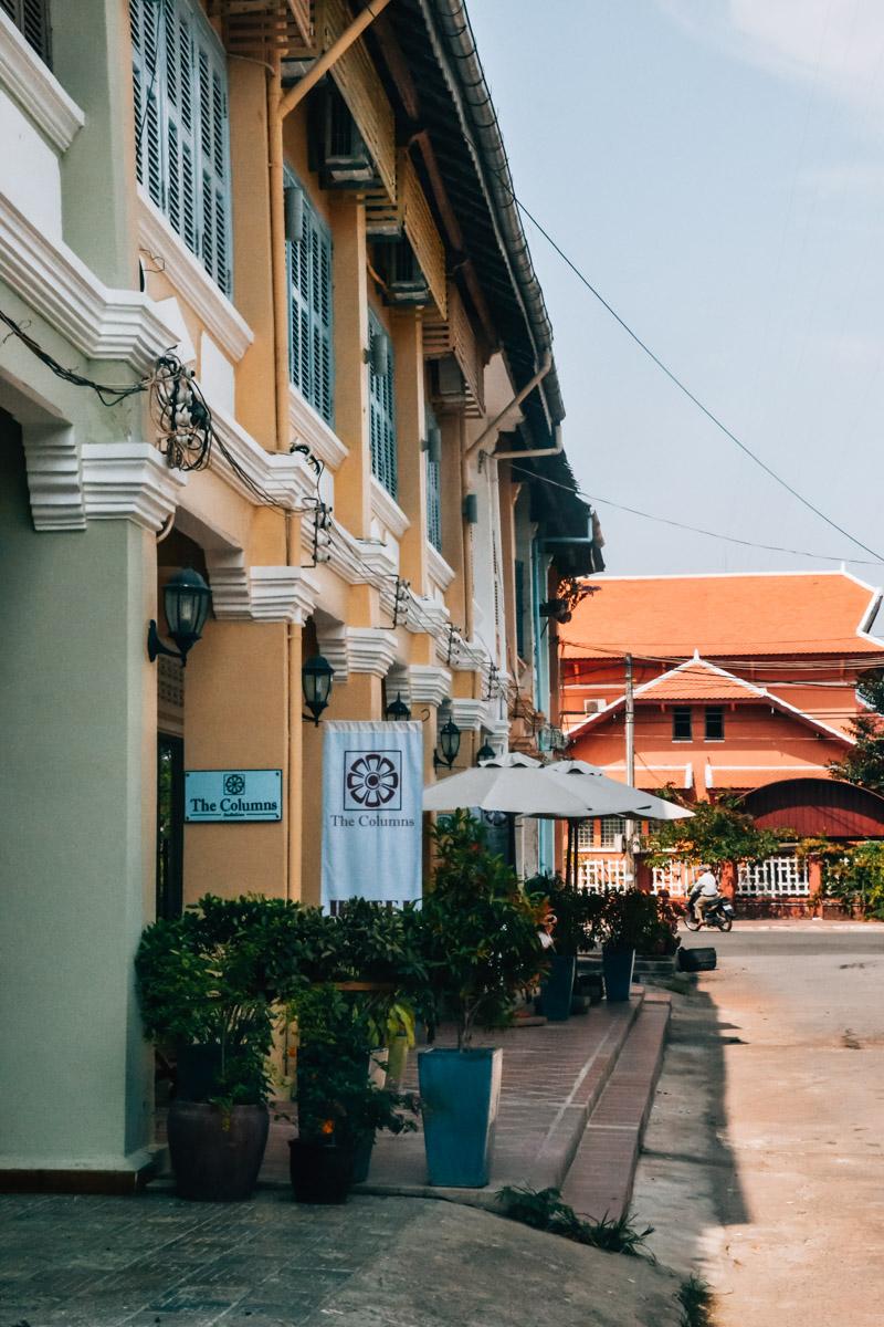 The Columns Kampot