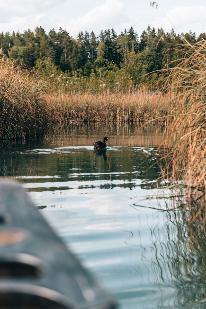 Faaker See Kanu ausborgen