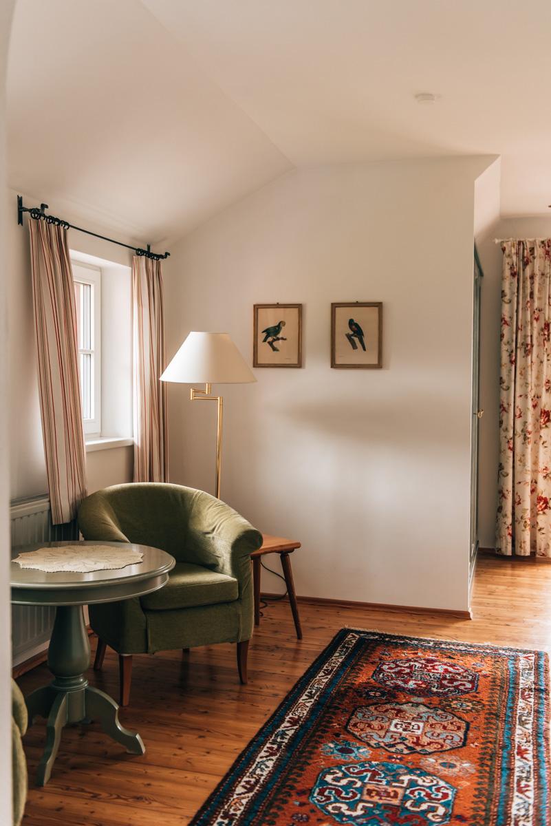 Hotel Enzian Weissensee
