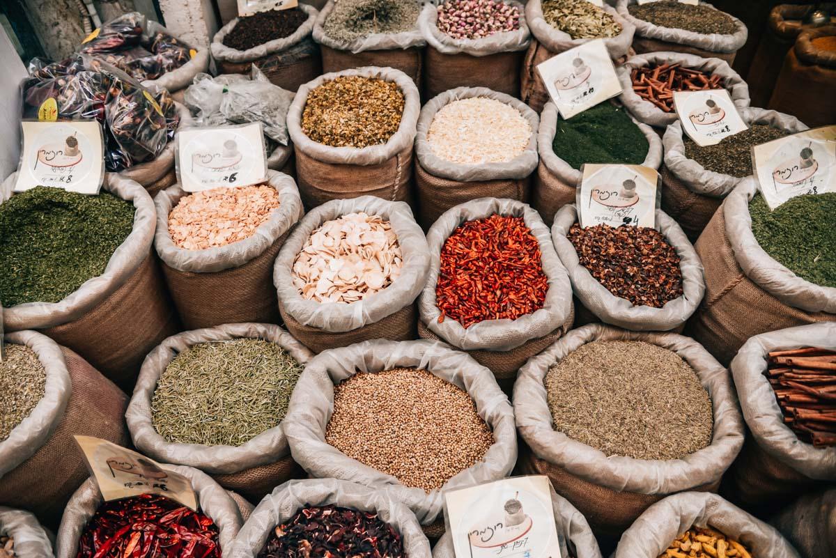 Jerusalem Markt Tipps