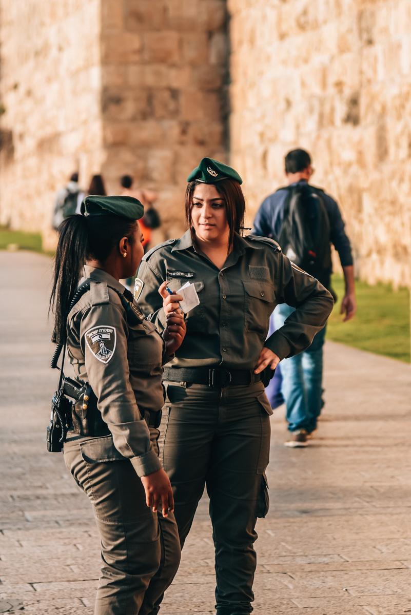 Jerusalem Sicherheit
