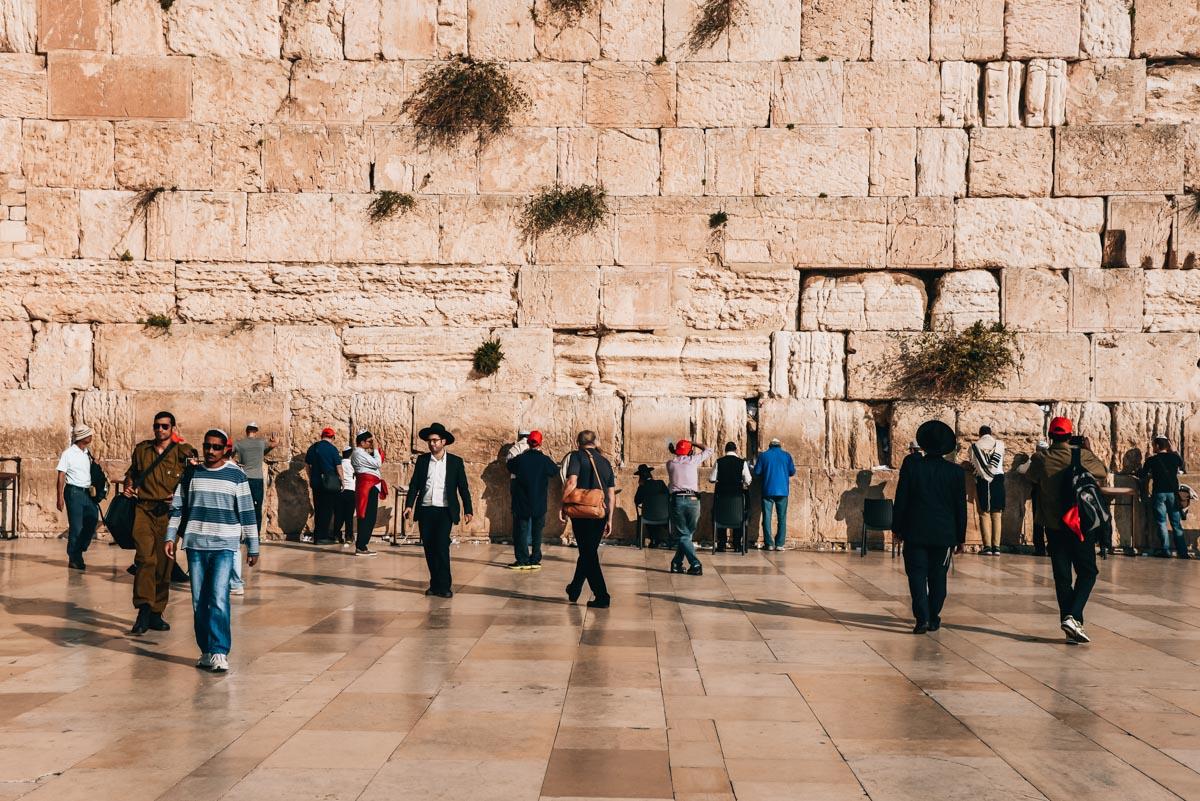 Klagemauer Jerusalem Tipps