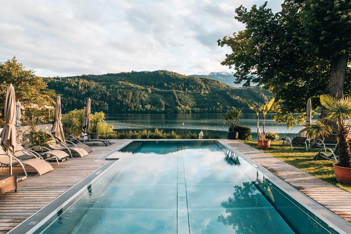 Villa Postillion Pool