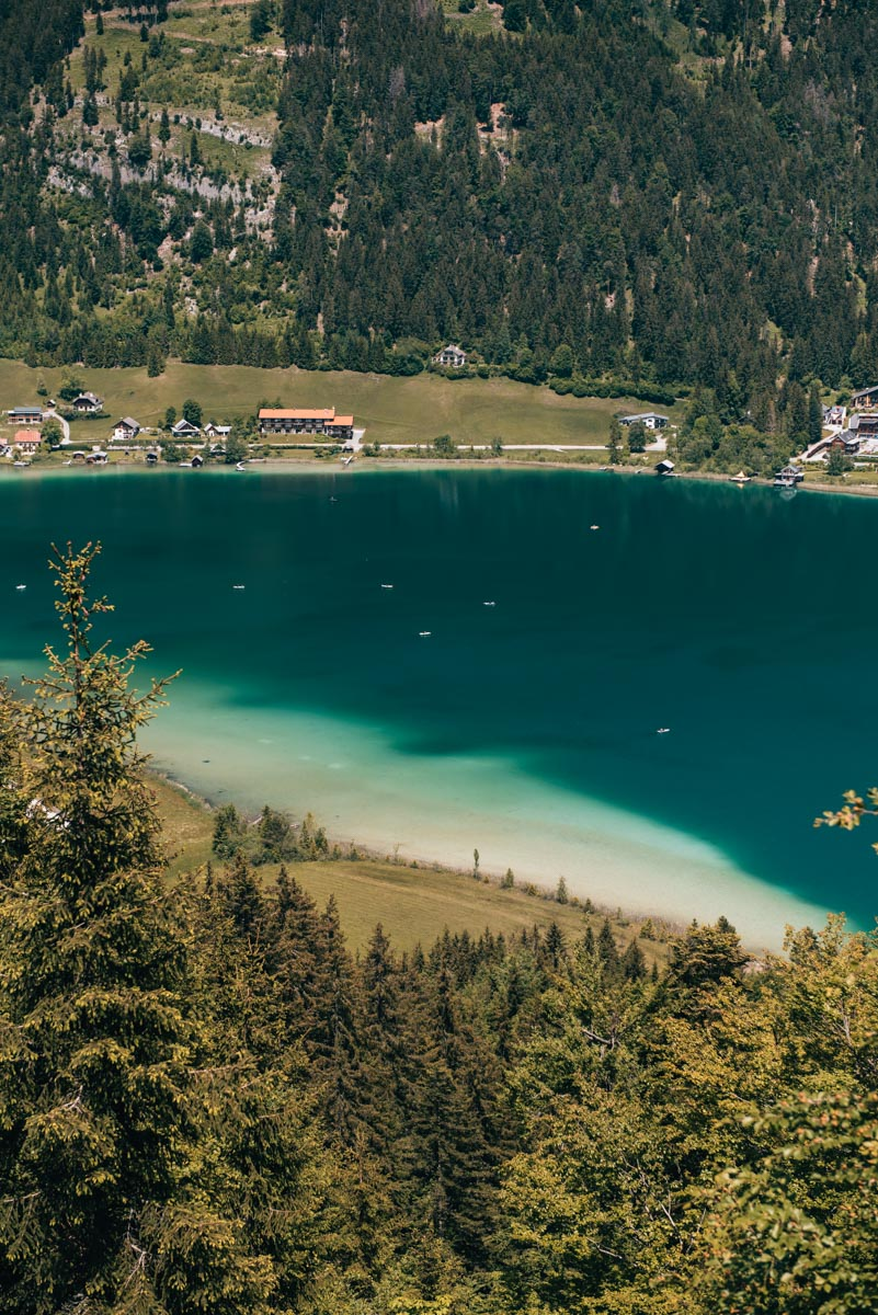 Weissensee Farbe