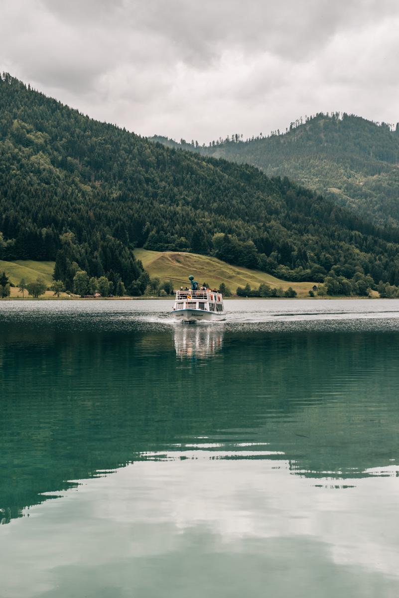 Weissensee Schifffahrt