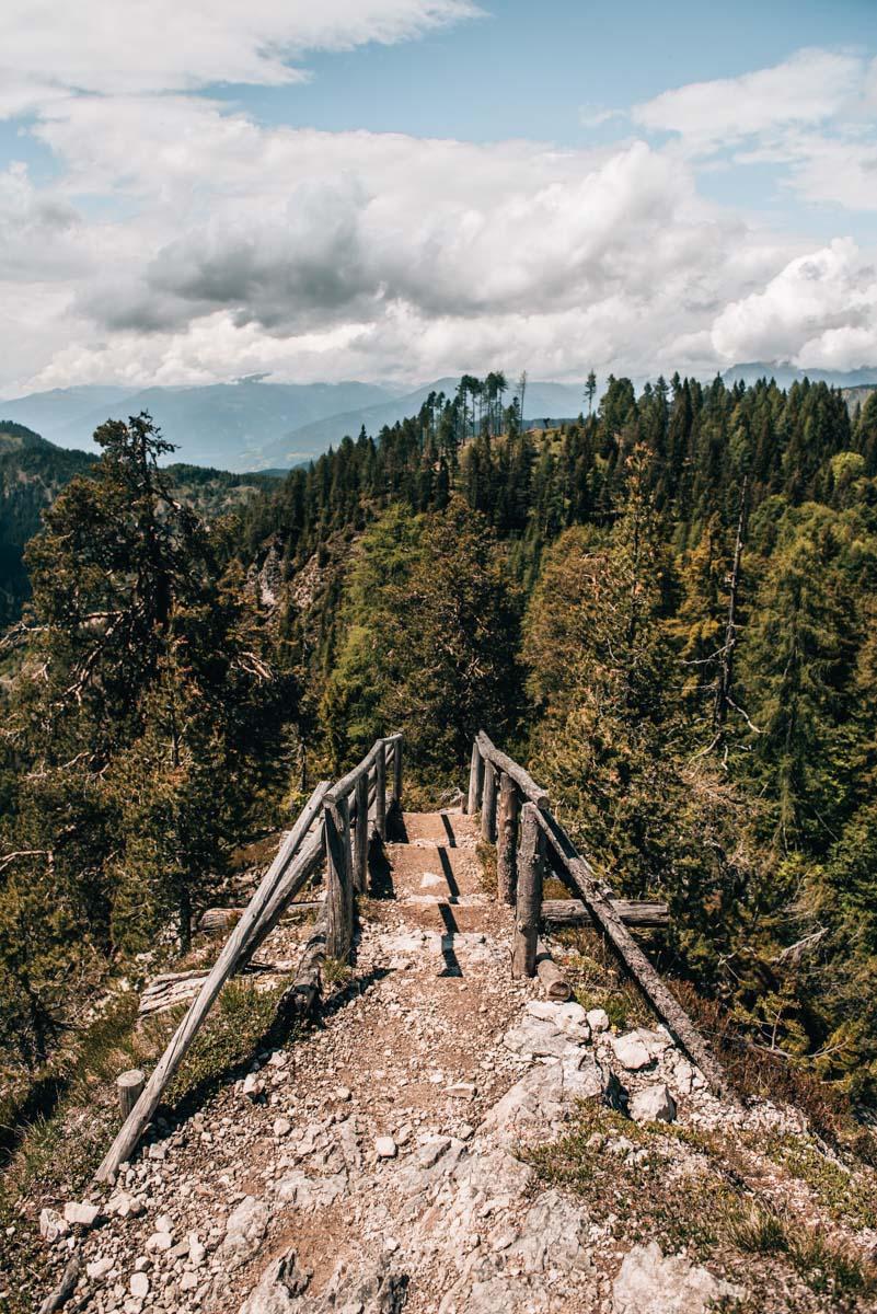 Weissensee Wandern Tipps