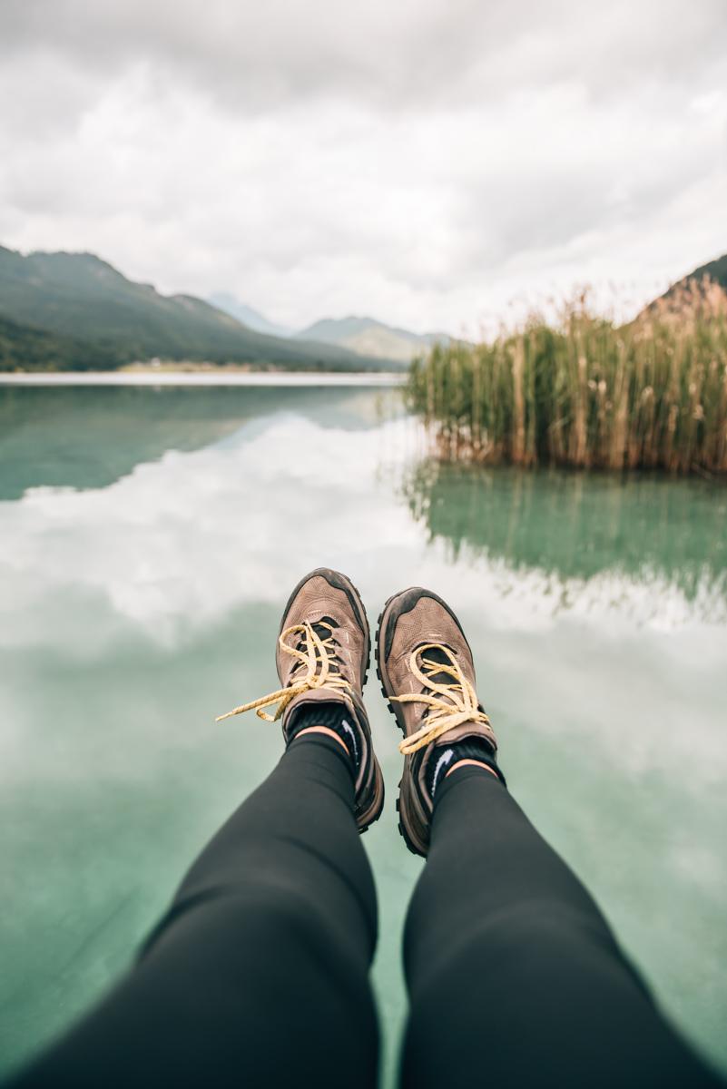 Weissensee Wandern