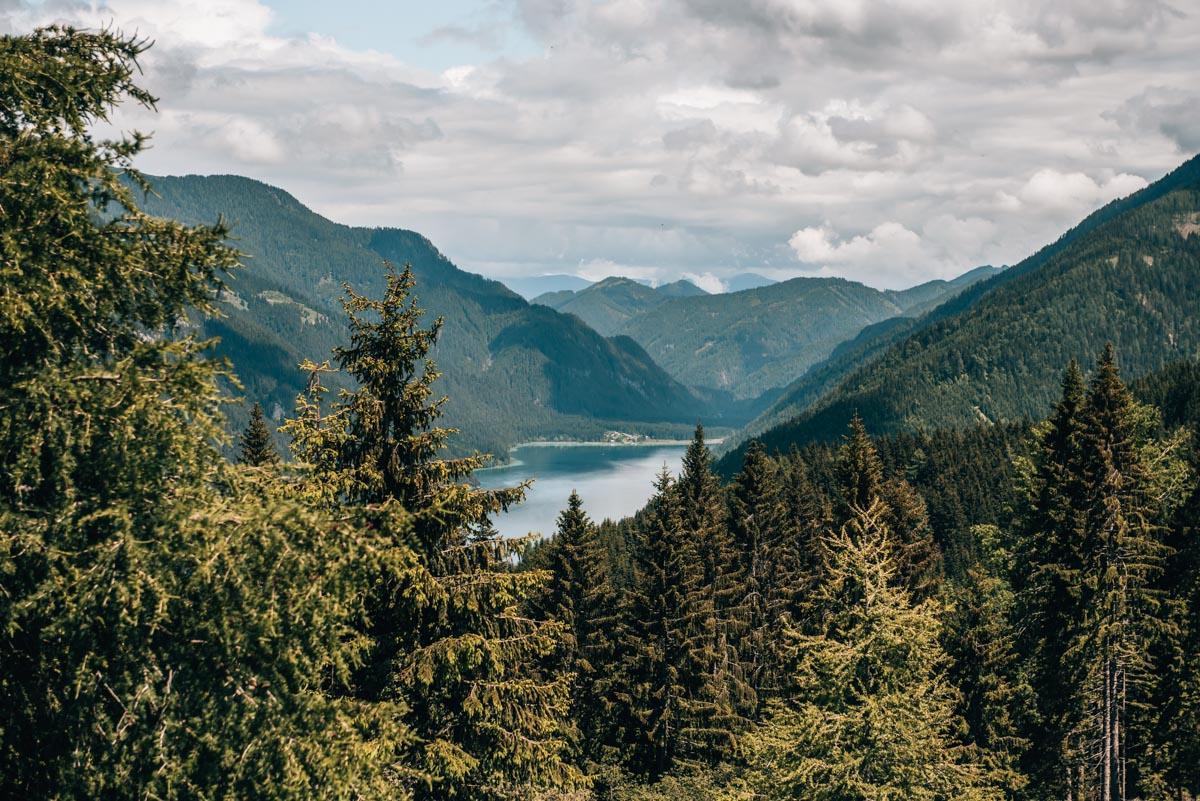Weissensee Wanderung Tipps