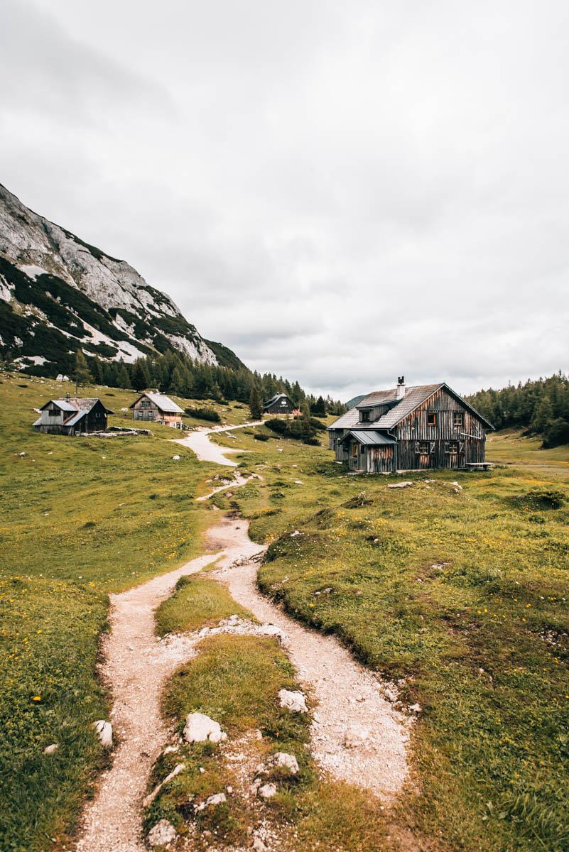 6 Seen Wanderung Tauplitz