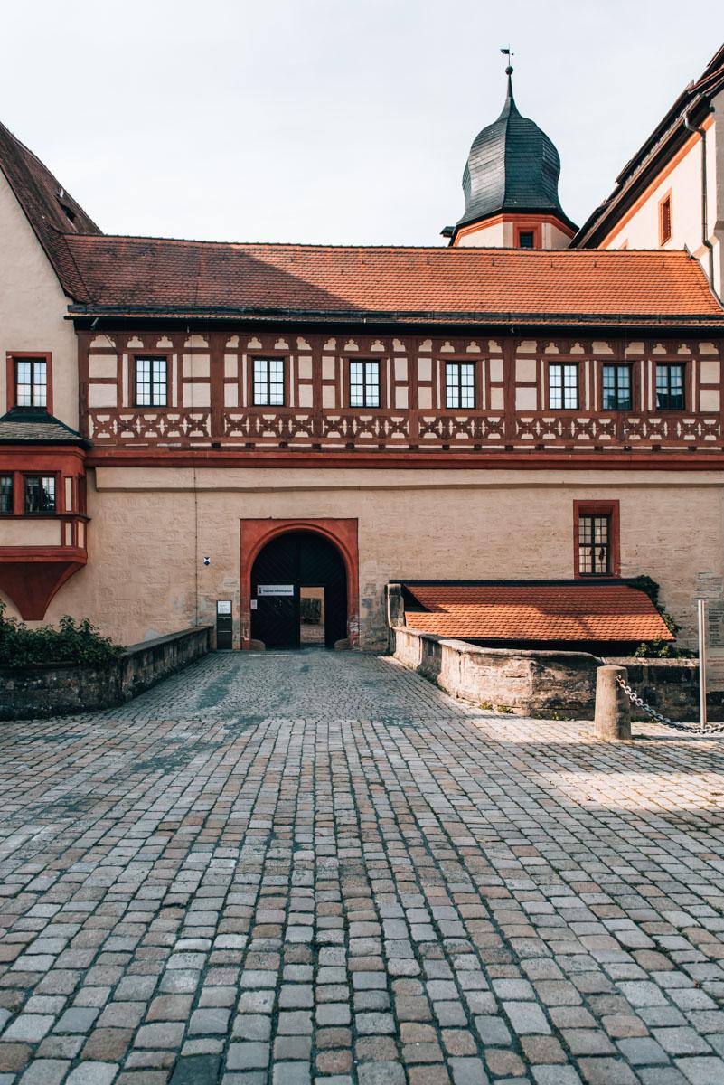 Forchheim Kaiserpfalz