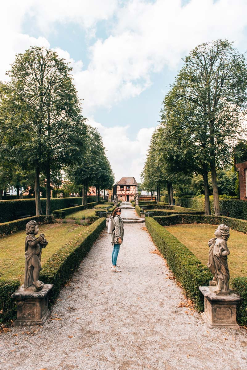 Hesperidengärten Nürnberg Tipps