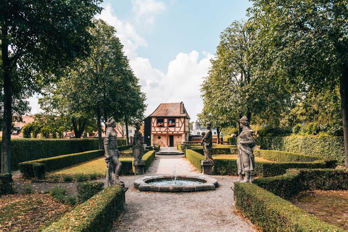 Hesperidengärten Nürnberg