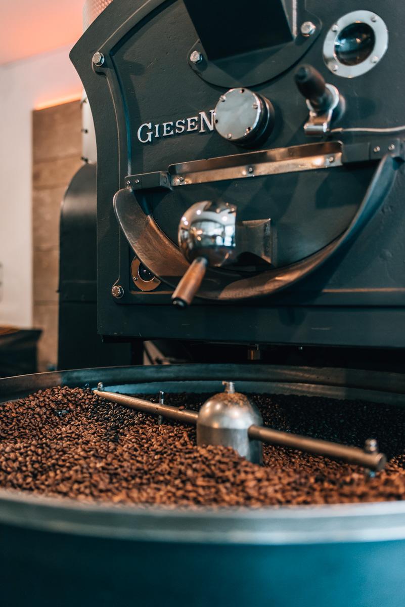 Kaffee Rösterei Bogatz