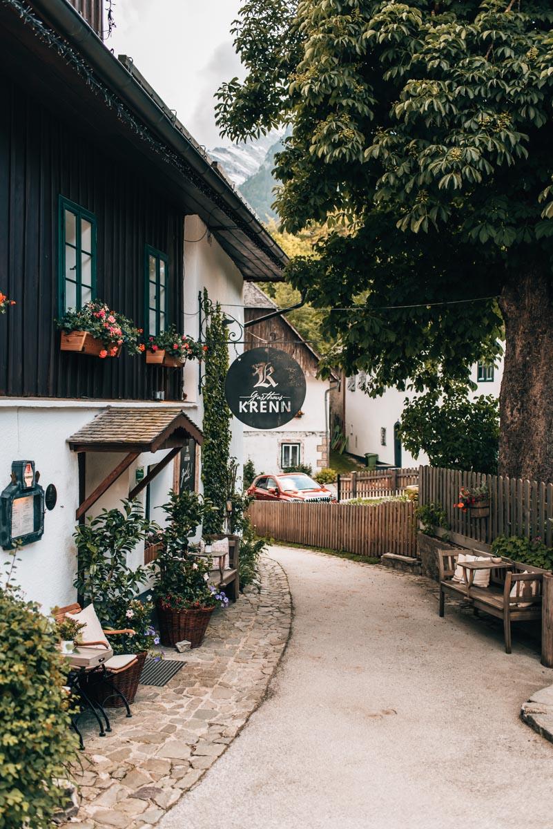 Pürgg Gasthaus Krenn
