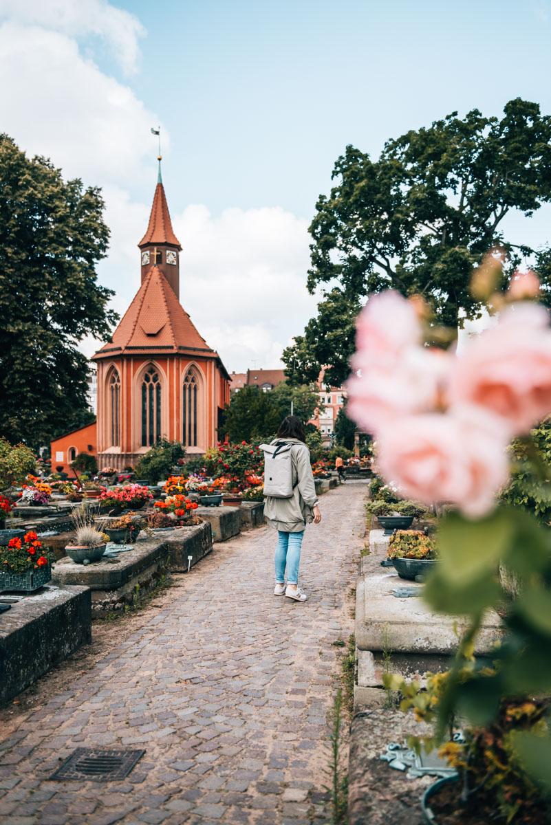 St. Johannis Friedhof