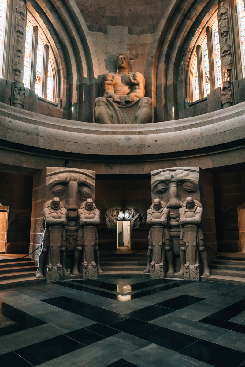 Völkerschlachtdenkmal Innen