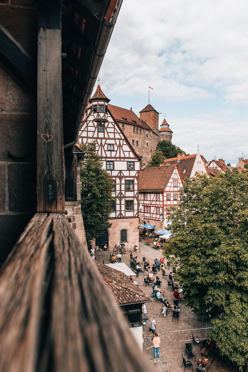 Wehrgang Nürnberg