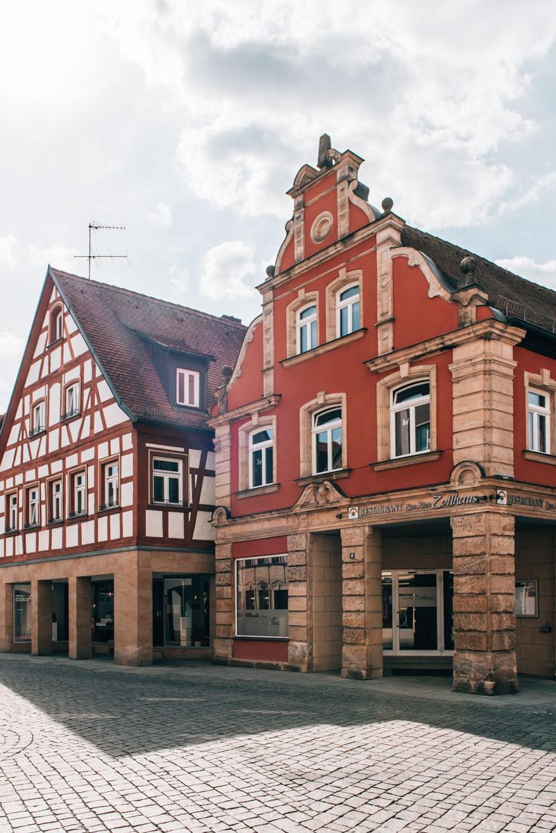Zum-alten Zollhaus Forchheim