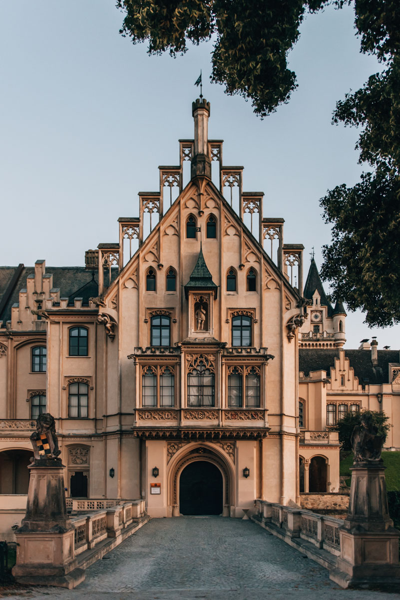 Grafenegg Schloss