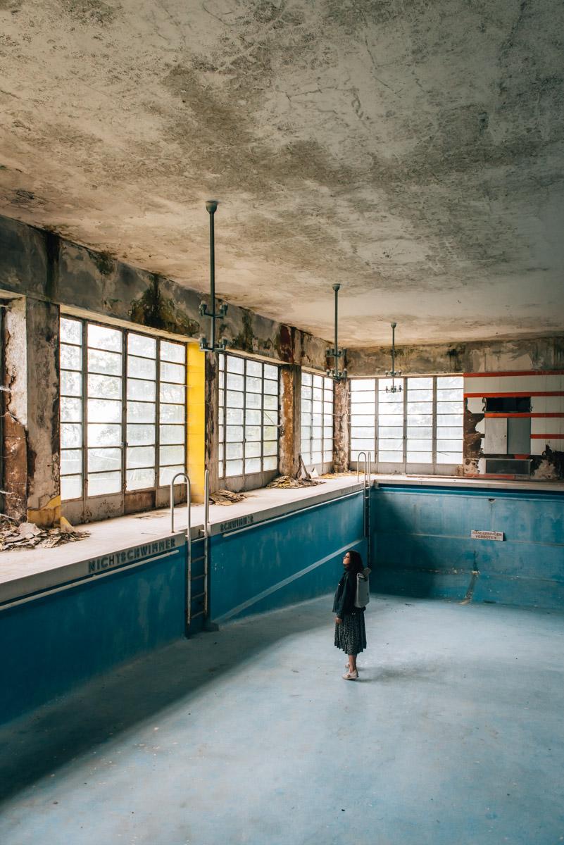 Südbahnhotel Pool
