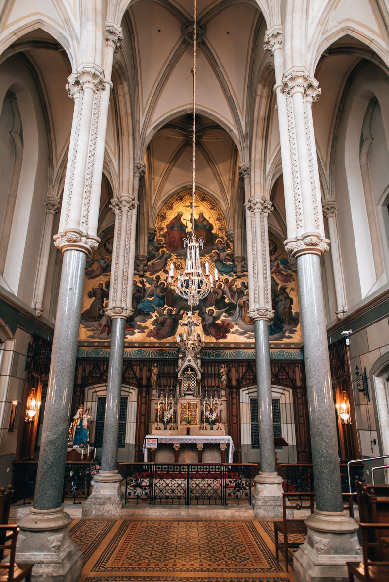 Schloss Mayerling Kapelle