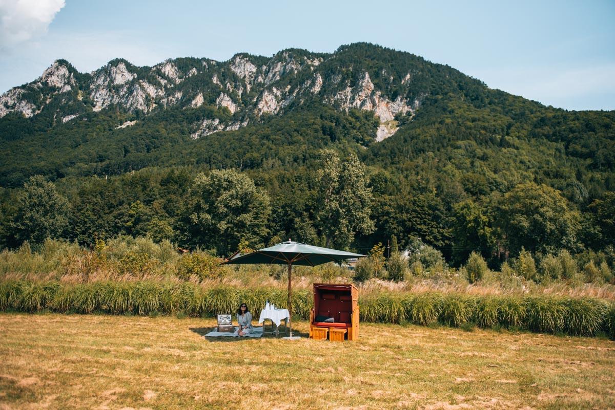 Villa Wartholz Picknick
