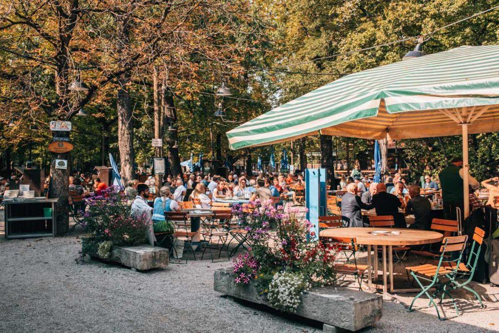 Augustiner Biergarten München
