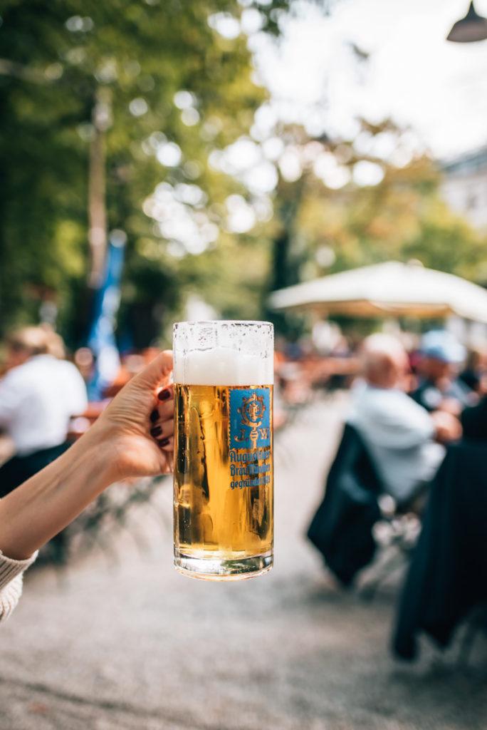 Biergarten München Tipps