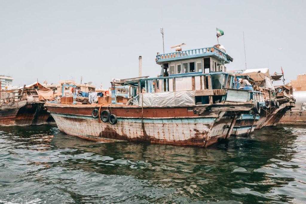 Dubai Bootsfahrt