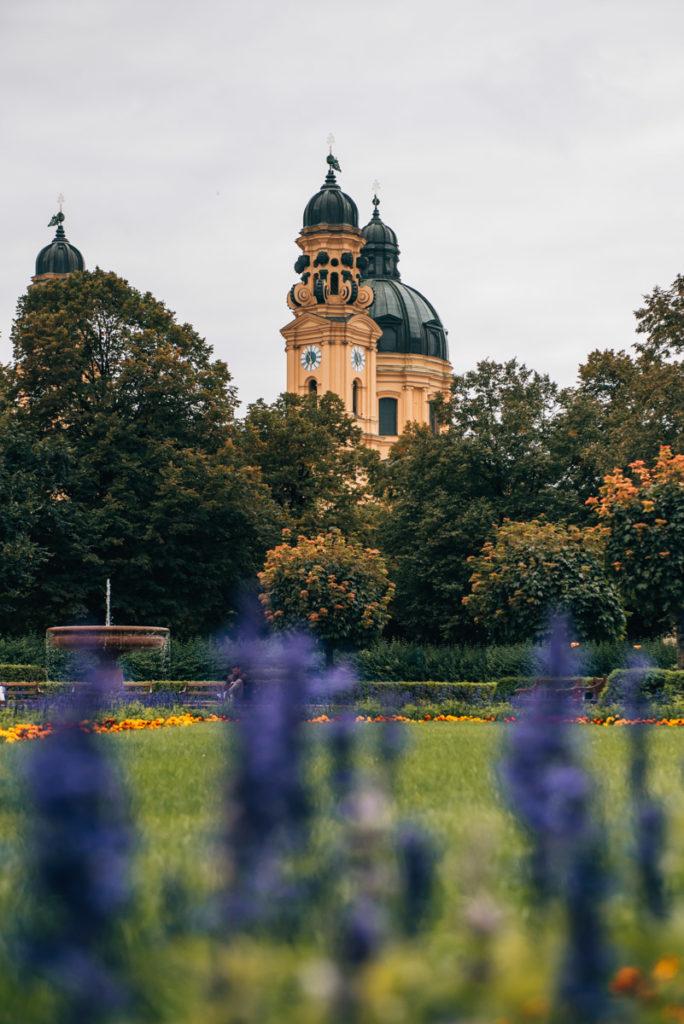 Hofgarten München Tipps