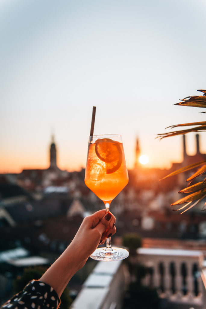 Mandarin Oriental München Rooftopbar