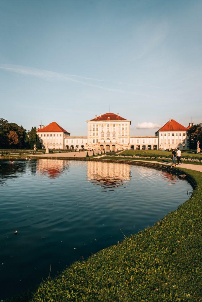 Schloss Nymphenburg Besichtigen