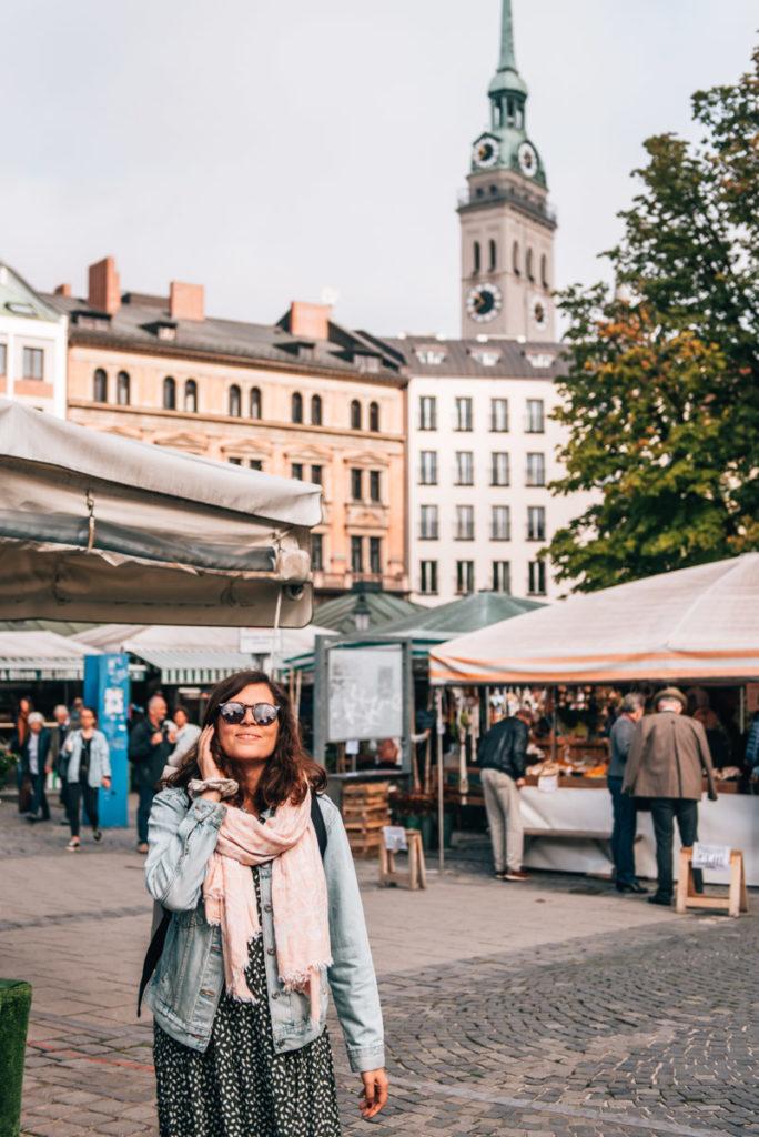 Viktualienmarkt München Tipps