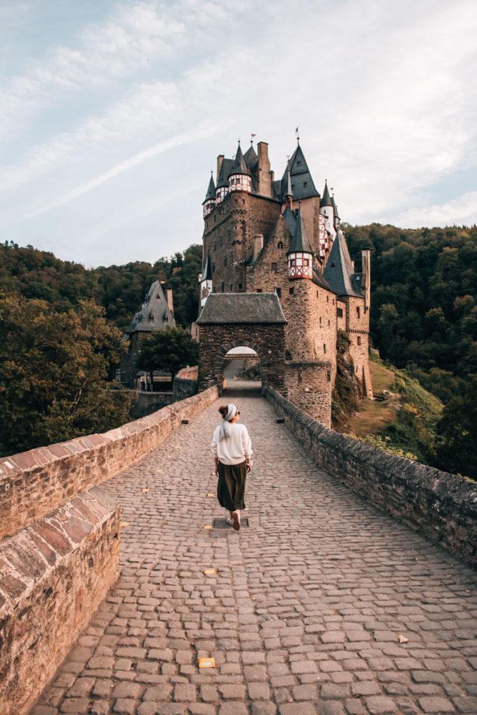 Burg Eltz Fotospot