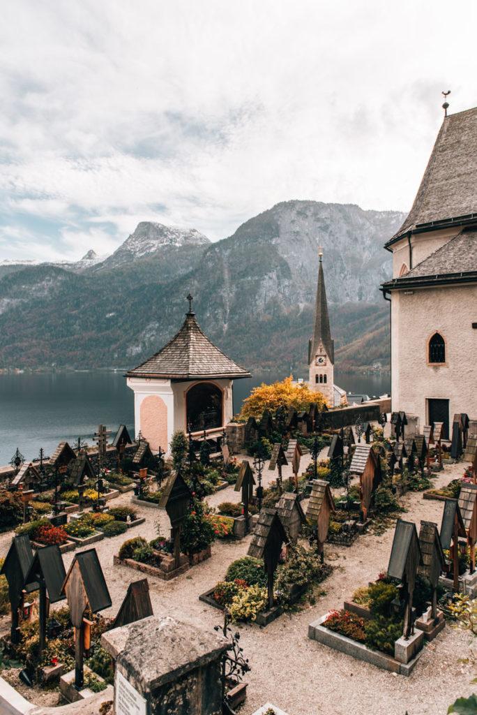 Hallstatt Friedhof