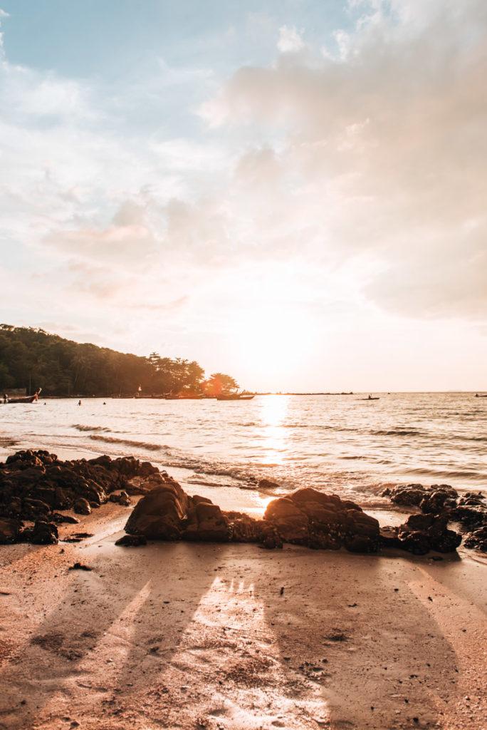 Insel Thailand Koh Lanta