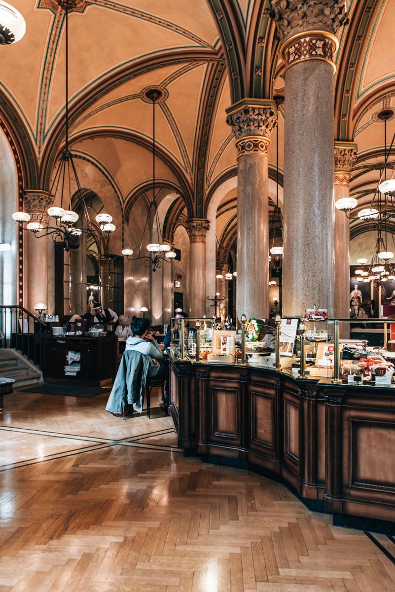 Kaffeehäuser Wien