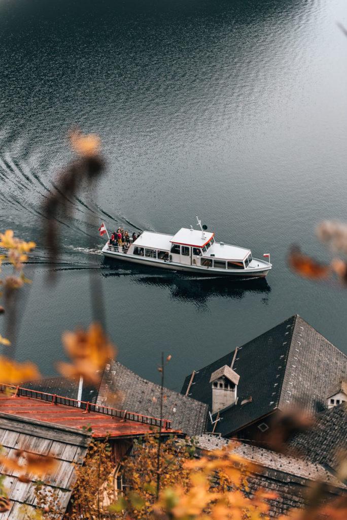 Schifffahrt Hallstatt