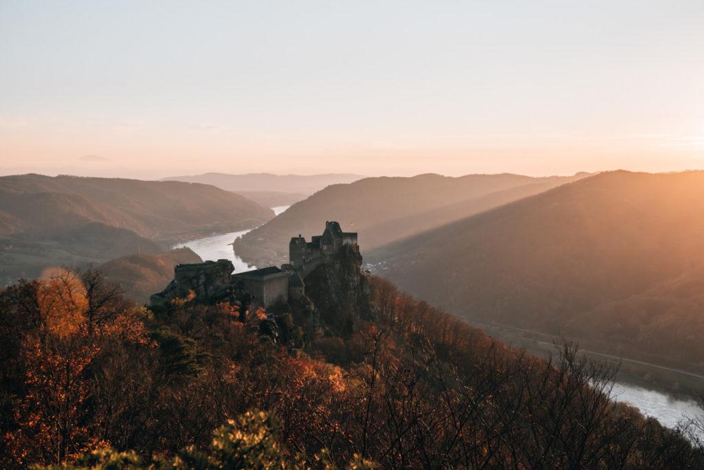 Burgruine Aggstein Wachau